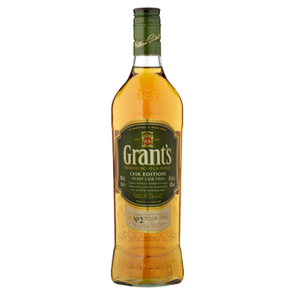 Grant's Sherry Cask Finish Szkocka whisky 700 ml