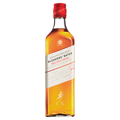 Johnnie Walker Blenders' Batch Red Rye Finish Scotch Whisky 700 ml