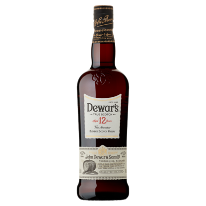 Dewar's Aged 12 Years Szkocka whisky typu blend 700 ml