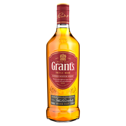Grant's Triple Wood Scotch Whisky 700 ml