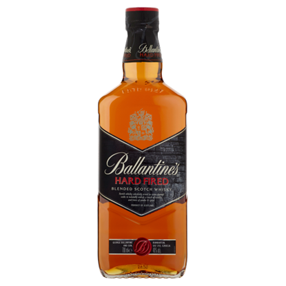 Ballantine's Hard Fired Blended Scotch Whisky 700 ml