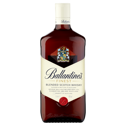 Ballantine's Finest Blended Scotch Whisky 1 l