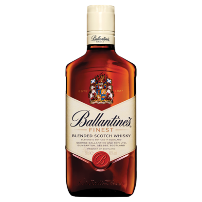 Ballantine's Finest Blended Scotch Whisky 50 cl
