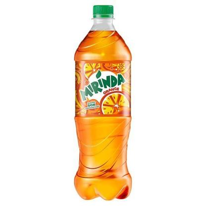 Obrazek MIRINDA ORANGE 0,85L