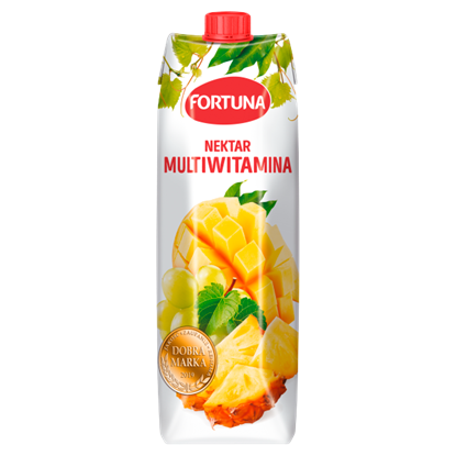 Fortuna Nektar multiwitamina1 l