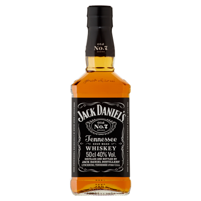 Jack Daniel's Whiskey 500 ml